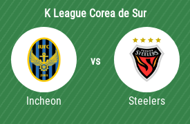 Incheon United FC vs Football Club Pohang Steelers