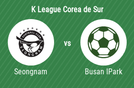 Seongnam FC vs Busan IPark Football Club