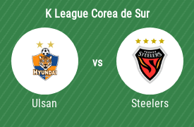 Ulsan Hyundai Football Club vs Football Club Pohang Steelers