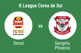 Football Club Seoul vs Sangju Sangmu FC