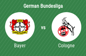 Bayer Leverkusen vs FC Cologne