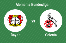 Bayer 04 Leverkusen vs F. C. Colonia