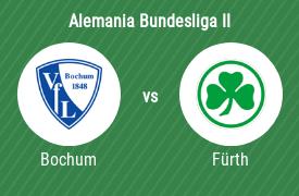 VfL Bochum vs SpVgg Greuther Fürth