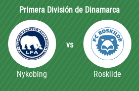 Nykobing Football Club vs Football Club Roskilde