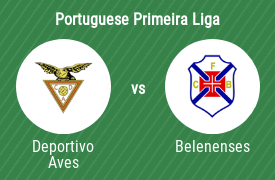 CD Aves vs CF Os Belenenses