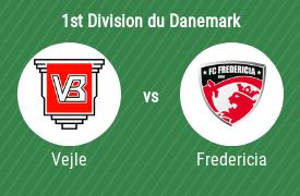Vejle BK vs FC Fredericia