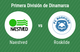 Naestved BK vs Football Club Roskilde