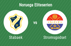Stabaek IF vs Stromsgodset IF