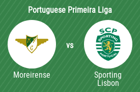 Moreirense FC vs Sporting CP