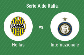 Hellas Verona vs Inter de Milán