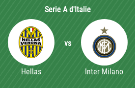 Hellas Vérone vs Inter