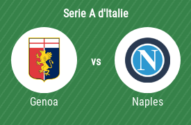 Genoa CFC vs SSC Naples