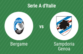 Atalanta vs Sampdoria