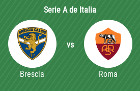 Brescia Calcio vs AS Roma