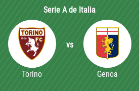 Torino Football Club vs Genoa CFC