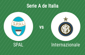 SPAL 2013 vs Inter de Milán