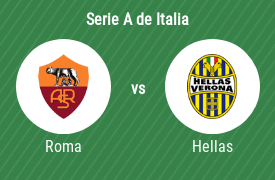 AS Roma vs Hellas Verona