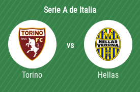 Torino Football Club vs Hellas Verona