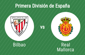 Athletic de Bilbao vs Real Club Deportivo Mallorca