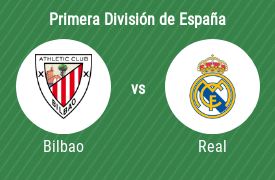Athletic de Bilbao vs Real Madrid Club de Fútbol
