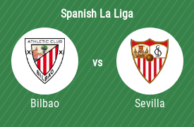 Athletic Club Bilbao vs Sevilla FC