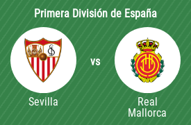 Sevilla Fútbol Club vs Real Club Deportivo Mallorca
