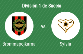 IF Brommapojkarna vs IF Sylvia
