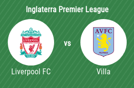 Liverpool Football Club vs Aston Villa FC