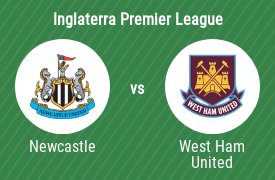 Newcastle United FC vs West Ham United FC