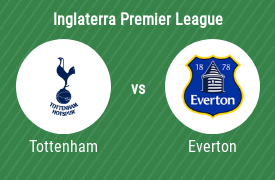 Tottenham Hotspur vs Everton Football Club