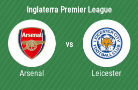 Arsenal Football Club vs Leicester City FC