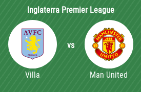 Aston Villa FC vs Manchester United Football Club