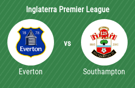 Everton Football Club vs Southampton FC