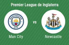 Manchester City Football Club vs Newcastle United FC