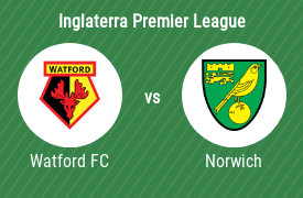 Watford Football Club vs Norwich City Football Club