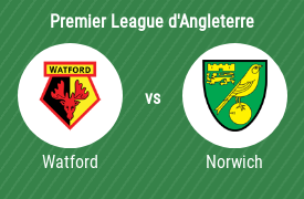 Watford FC vs Norwich City