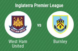 West Ham United FC vs Burnley Football Club