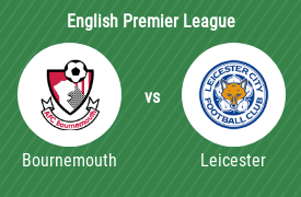 AFC Bournemouth vs Leicester City FC