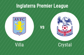 Aston Villa FC vs Crystal Palace Football Club