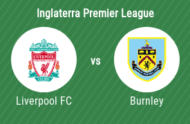 Liverpool Football Club vs Burnley Football Club