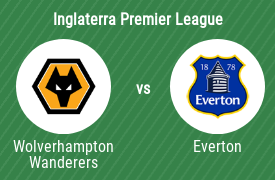 Wolverhampton Wanderers FC vs Everton Football Club