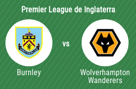 Burnley Football Club vs Wolverhampton Wanderers FC