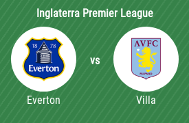 Everton Football Club vs Aston Villa FC