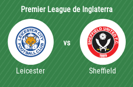 Leicester City FC vs Sheffield United FC