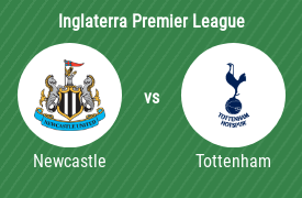 Newcastle United FC vs Tottenham Hotspur