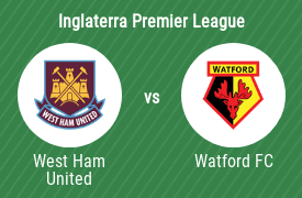 West Ham United FC vs Watford Football Club