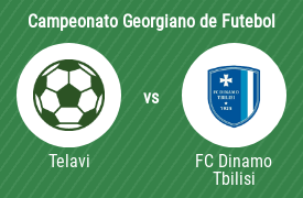 FC Telavi vs Football Club Dinamo Tbilisi