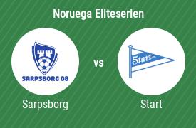 Sarpsborg 08 FF vs IK Start Kristiansand