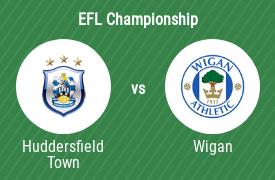 Huddersfield Town AFC vs Wigan Athletic FC