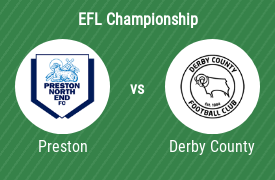 Preston North End FC vs Derby County FC